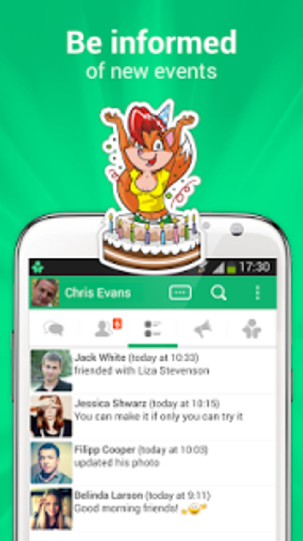 download frim chat for android