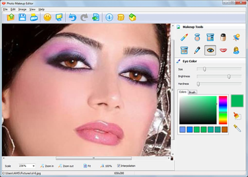 Photo Makeup Editor - Download