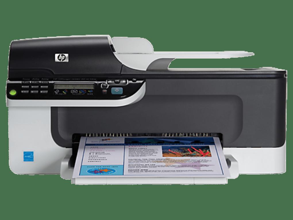Hp Officejet J4580 Printer Drivers Download