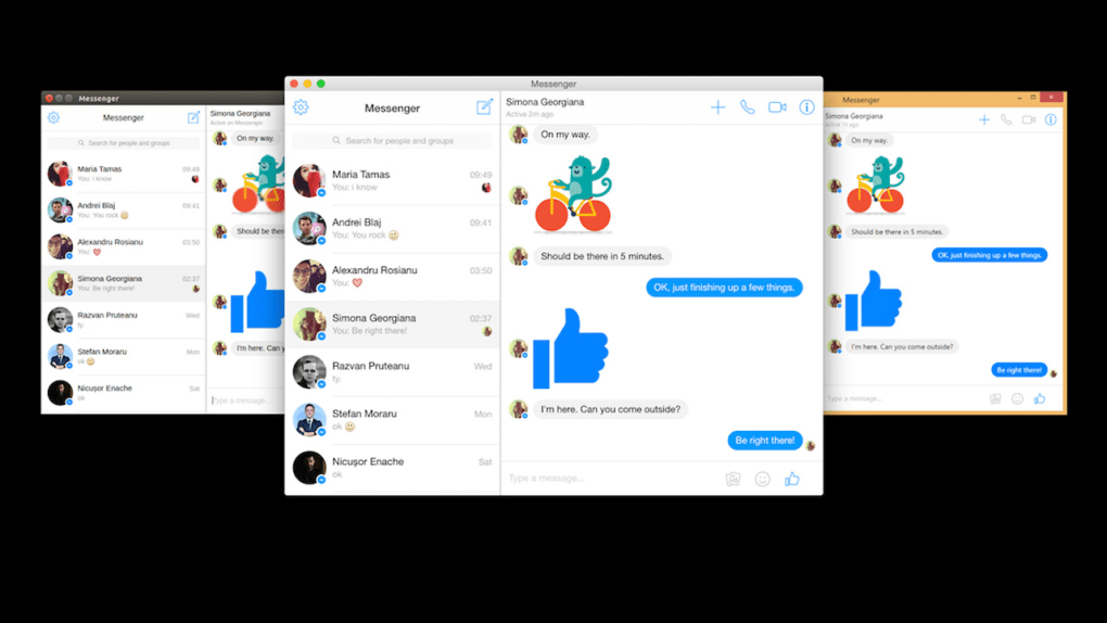 Messenger for Desktop for Mac - Download