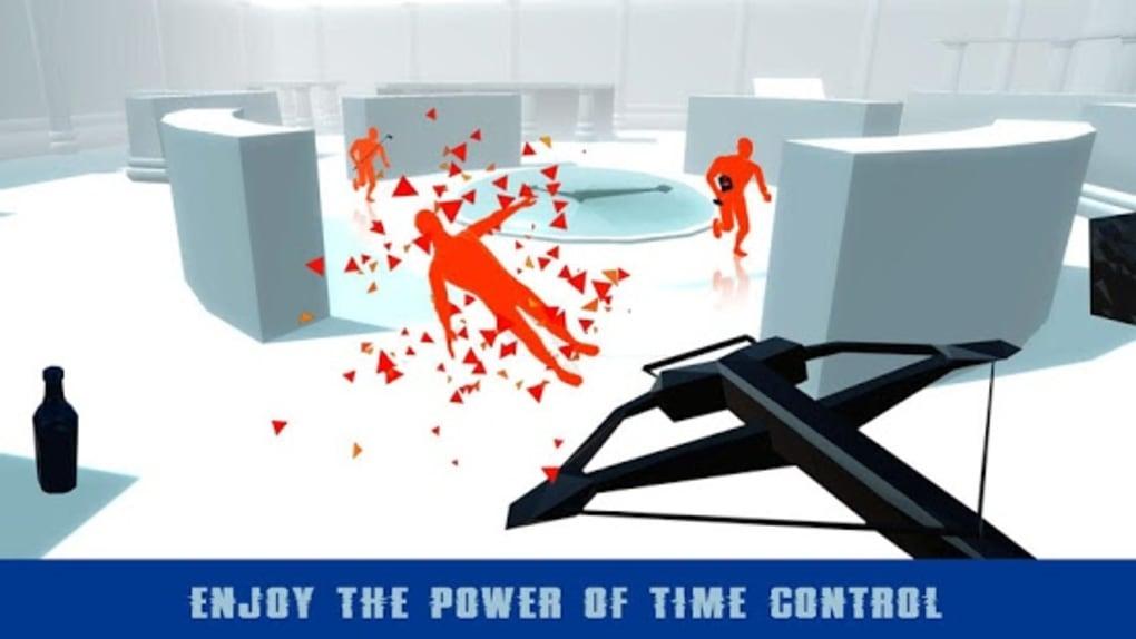 Superhot Time Shooter 3D