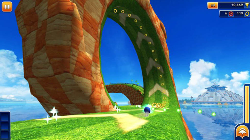 sonic dash game download for windows 8