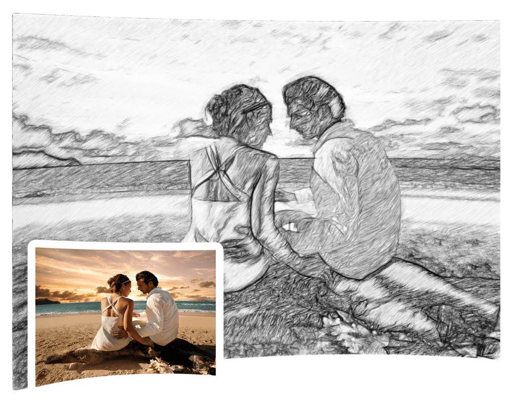Pencil Sketch Photo Editor Free Download