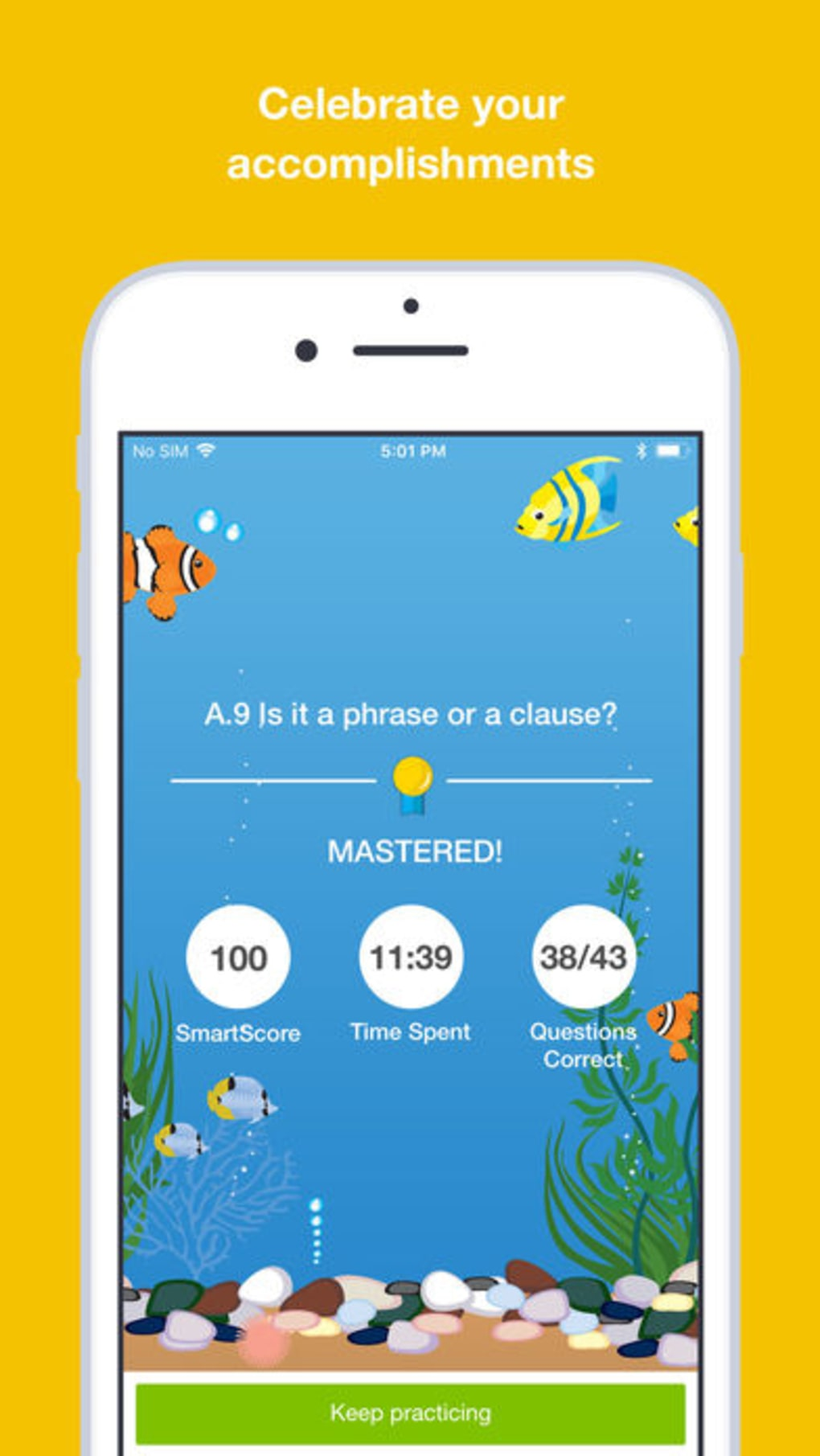IXL - Math and English for iPhone - Download