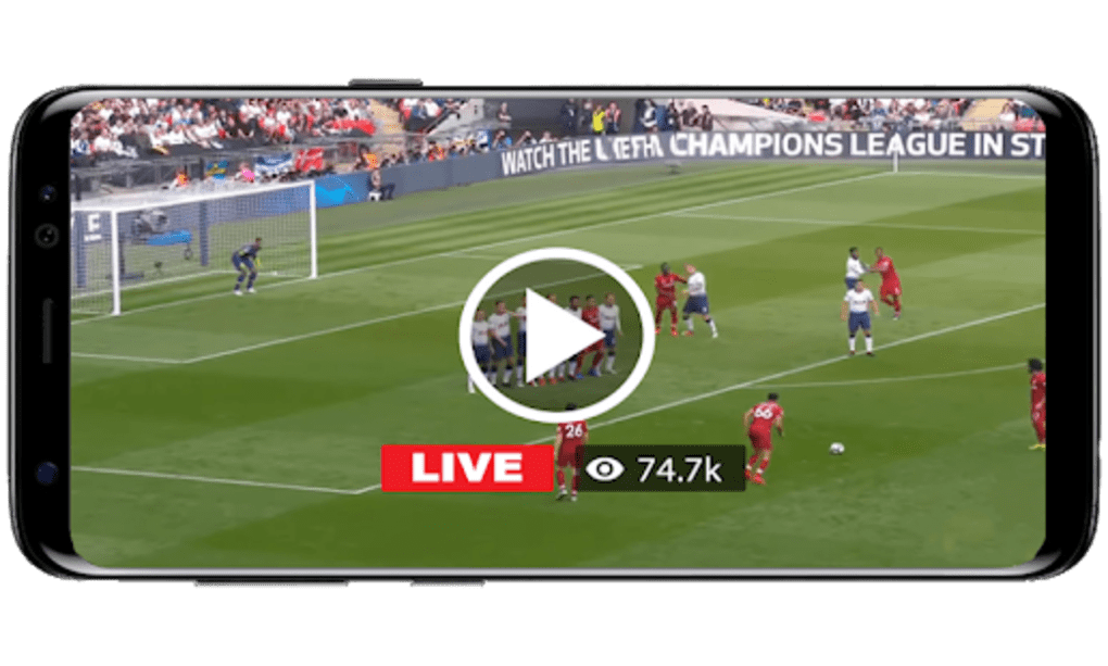 Live FootBall TV : Watch Live Sports Plus for Android - Download