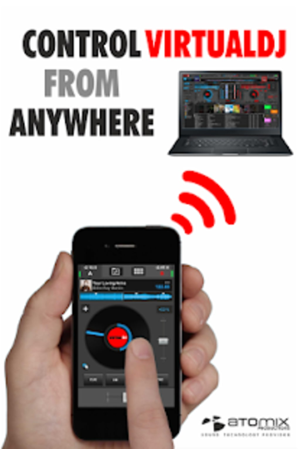VirtualDJ Remote for Android - Download