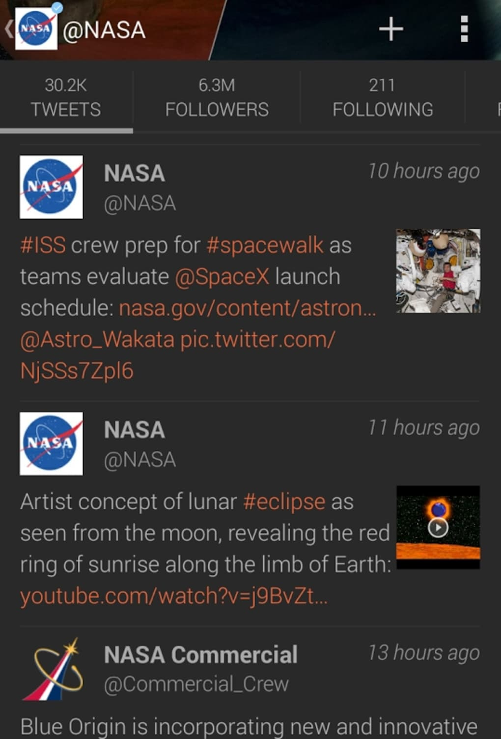 Fenix for twitter for android download pros publicscrutiny Choice Image