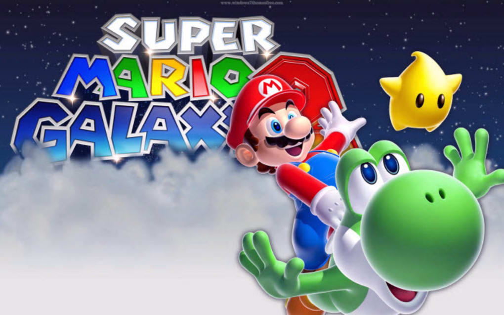Super Mario Galaxy 2 - Download
