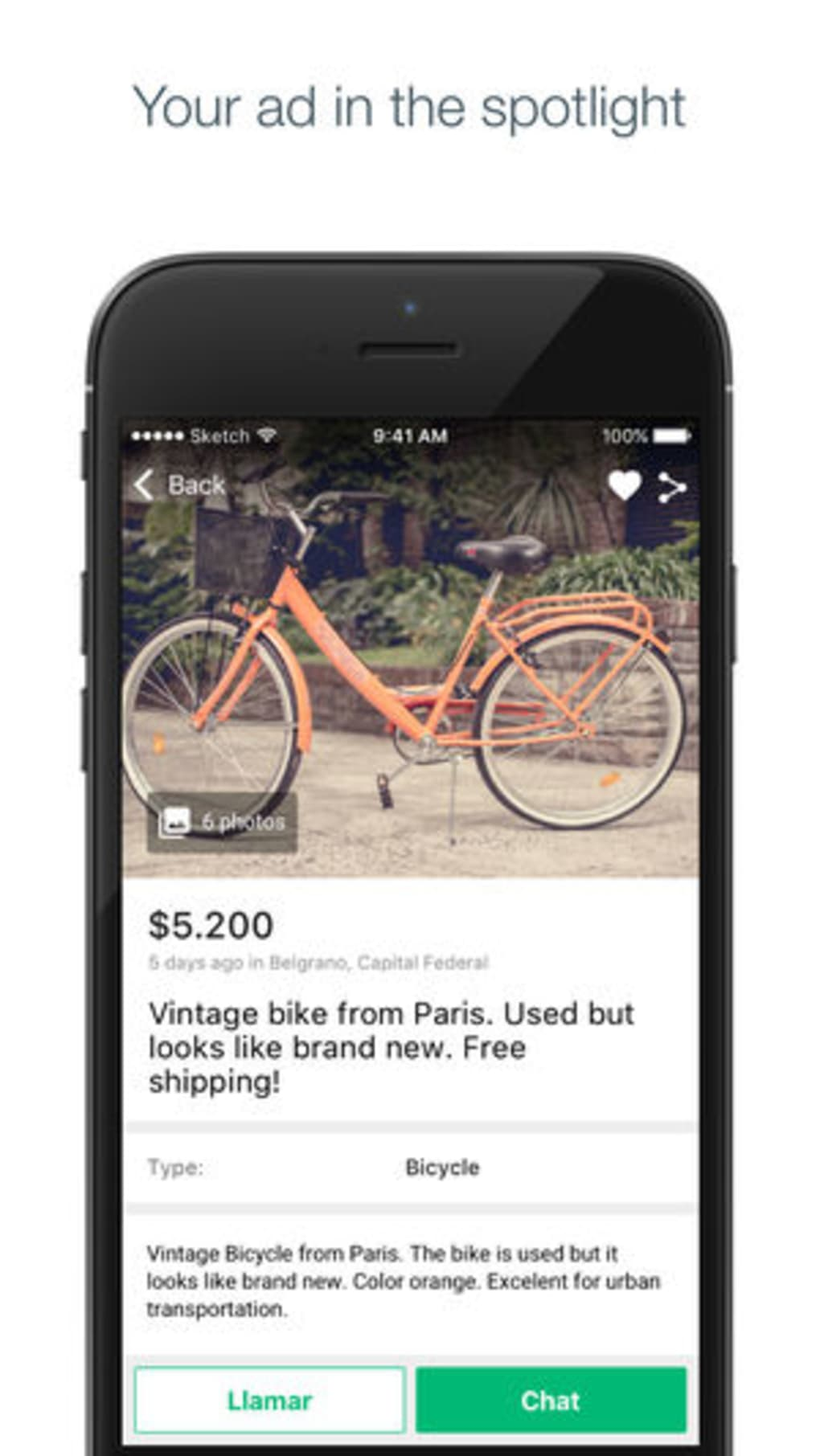OLX Free Classifieds for iPhone - Download