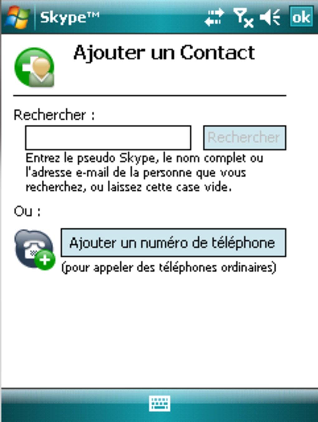 Skype sous Windows Vista - Microsoft Community