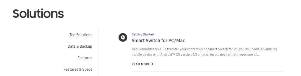 smart switch per pc windows 10