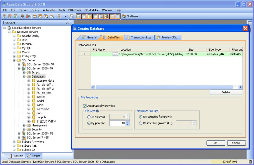 Aqua Data Studio - Download