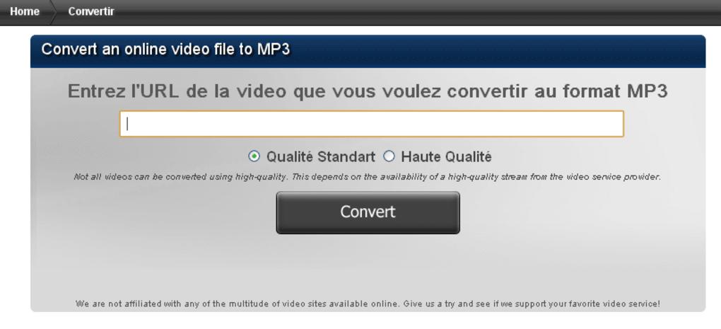 musica video2mp3
