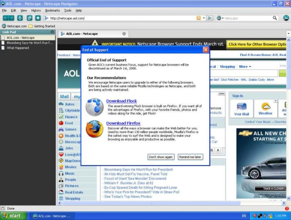 download aol offline installer