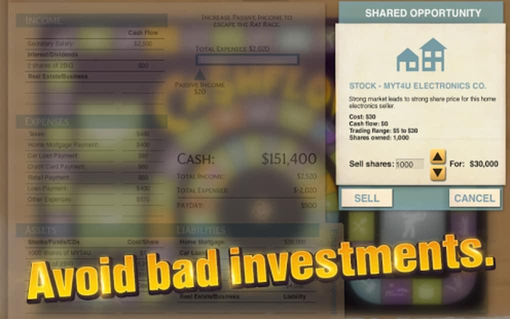 cashflow game app free download