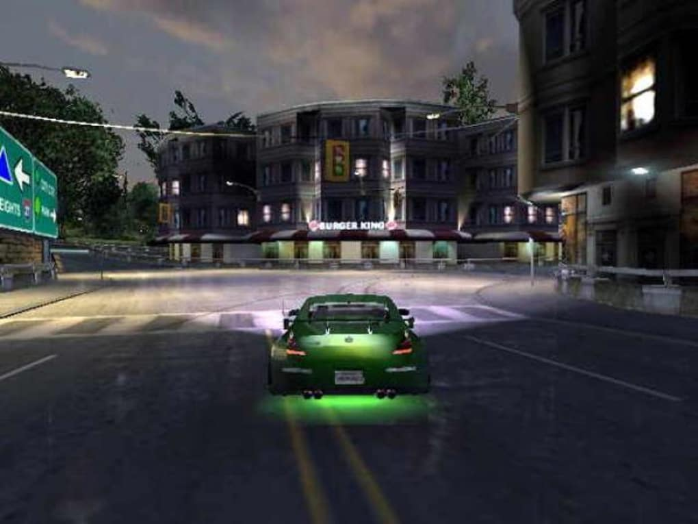 Need for speed underground 2 widescreen (hd) tutorial + link.