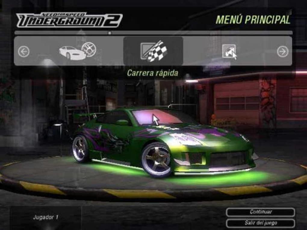 Need For Speed Underground 2 Descargar