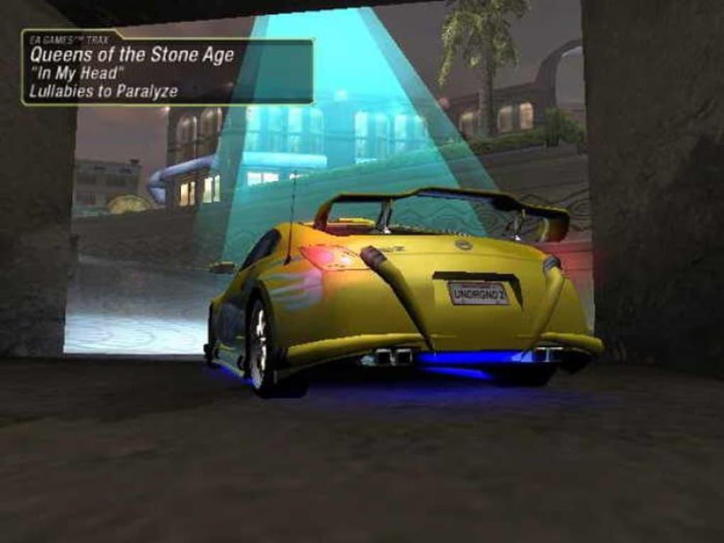 Need for speed underground 2 full save nasıl atılır windows 7.