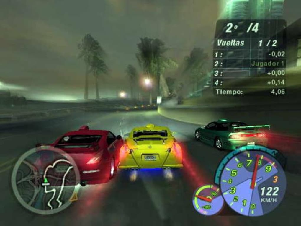 Gameplay e download need for speed underground 2 full rip pc.