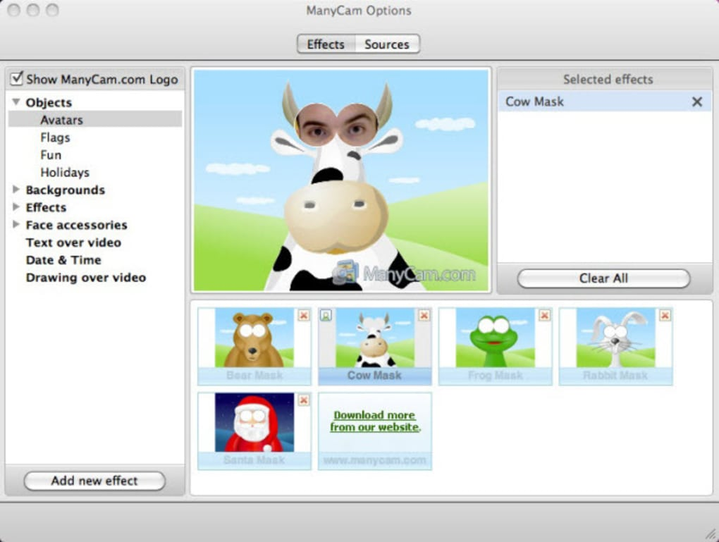manycam 3.0.80 free download full version