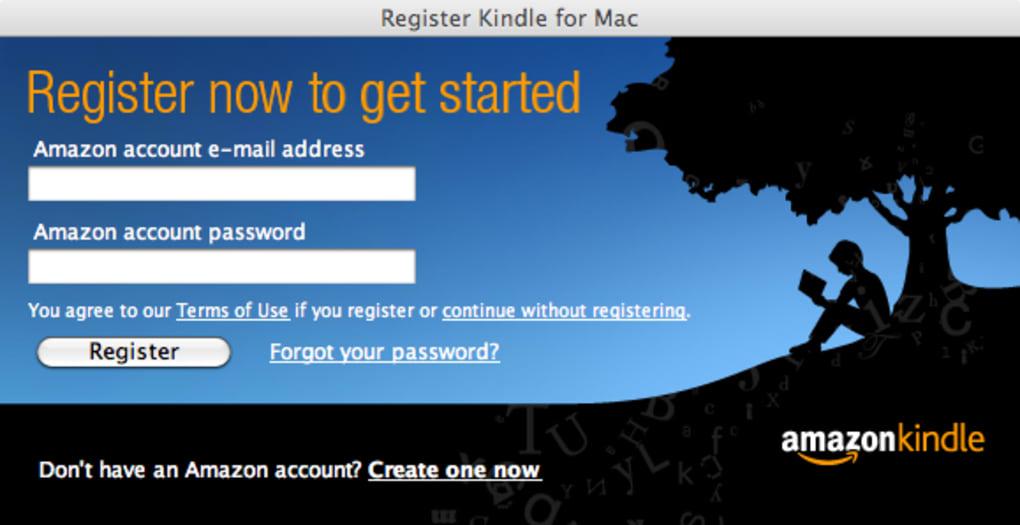 Kindle for Mac (Mac) - Download