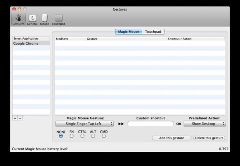 BetterTouchTool for Mac - Download