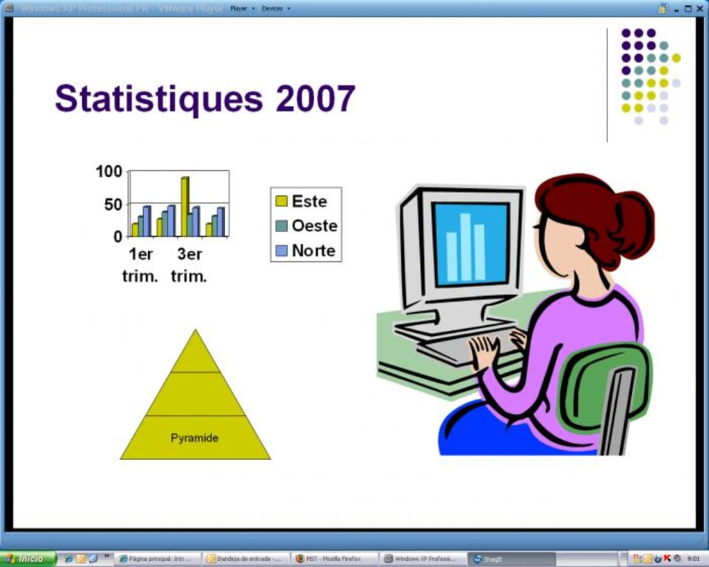 visualizador de powerpoint 2007
