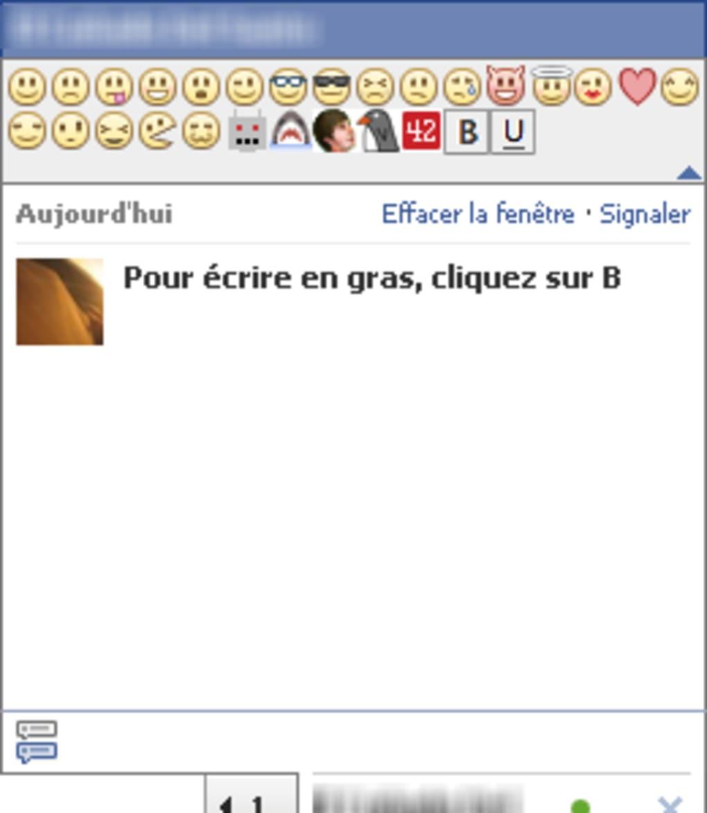 Telecharger facebook chat mobile gratuitement