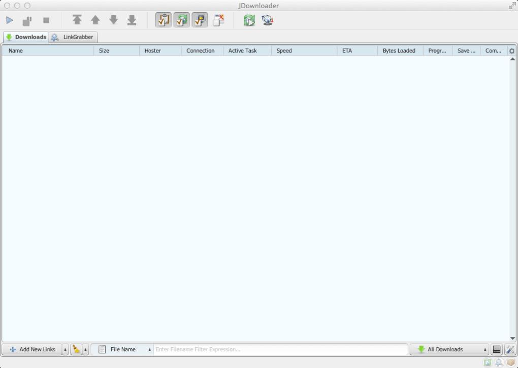 JDownloader for Mac - Download