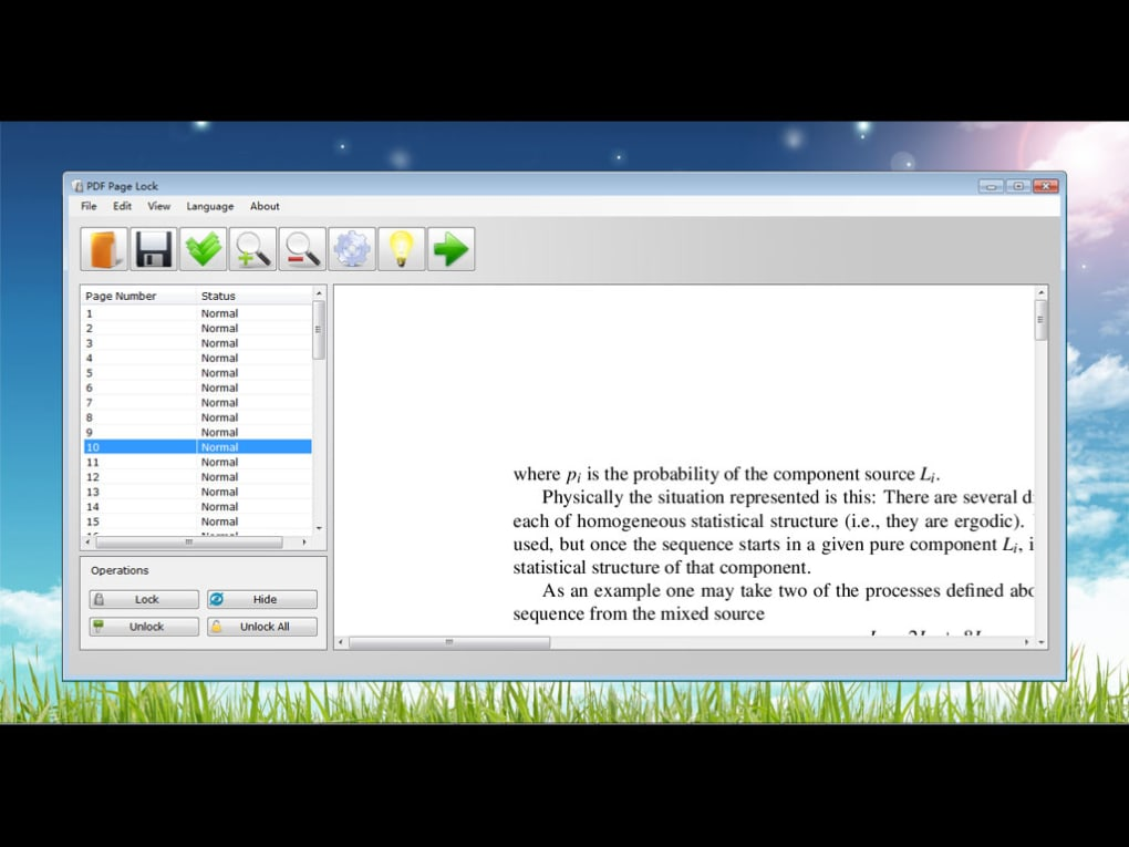 how to edit a locked pdf file free