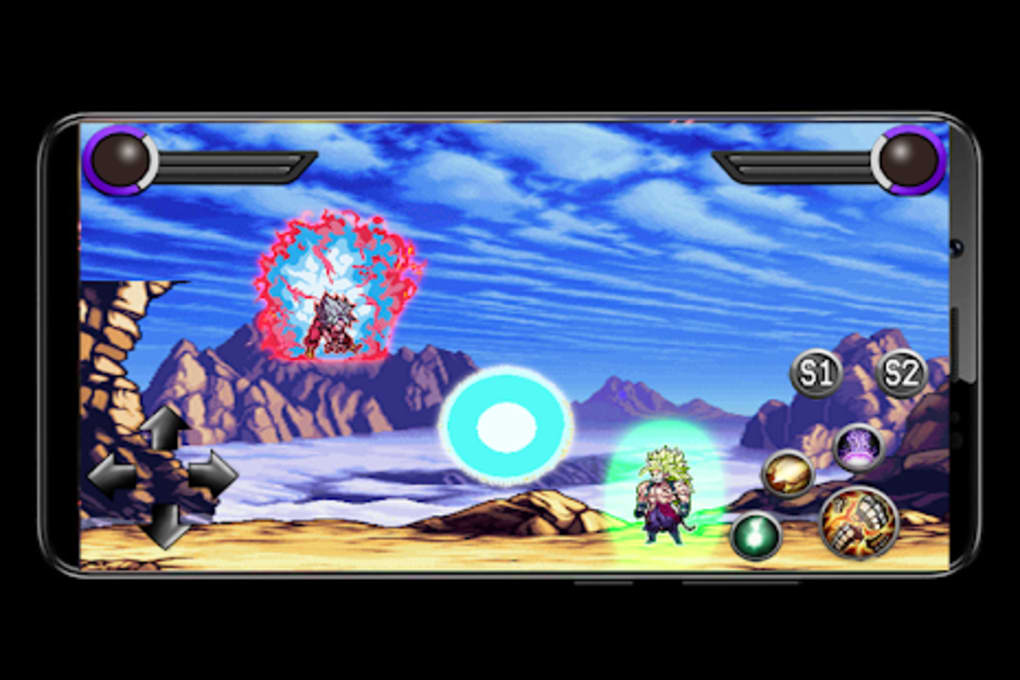 Anime Ultra Tourney of Warriors V 3 for Android - Download
