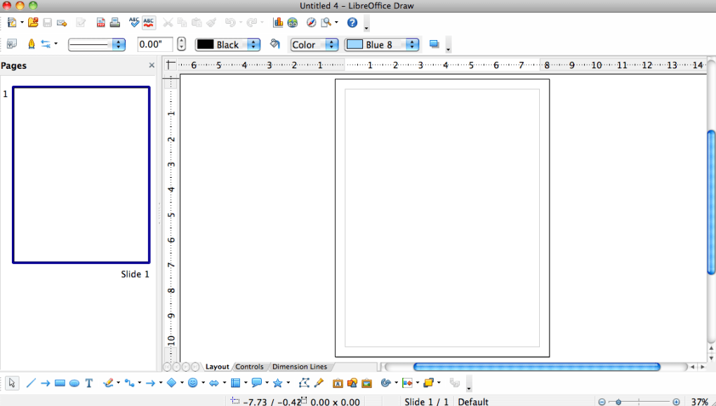 libreoffice per mac