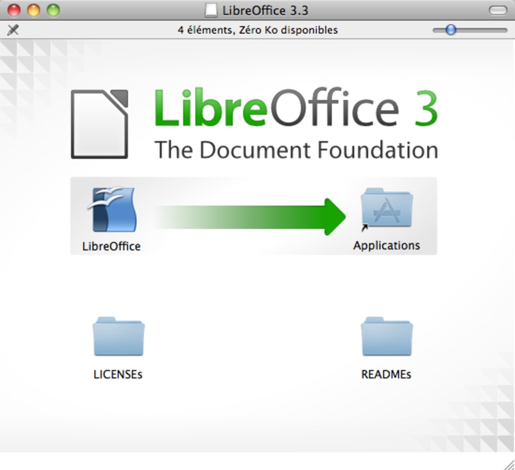 MICROSOFT OFFICE POUR MAC 10.7.5
