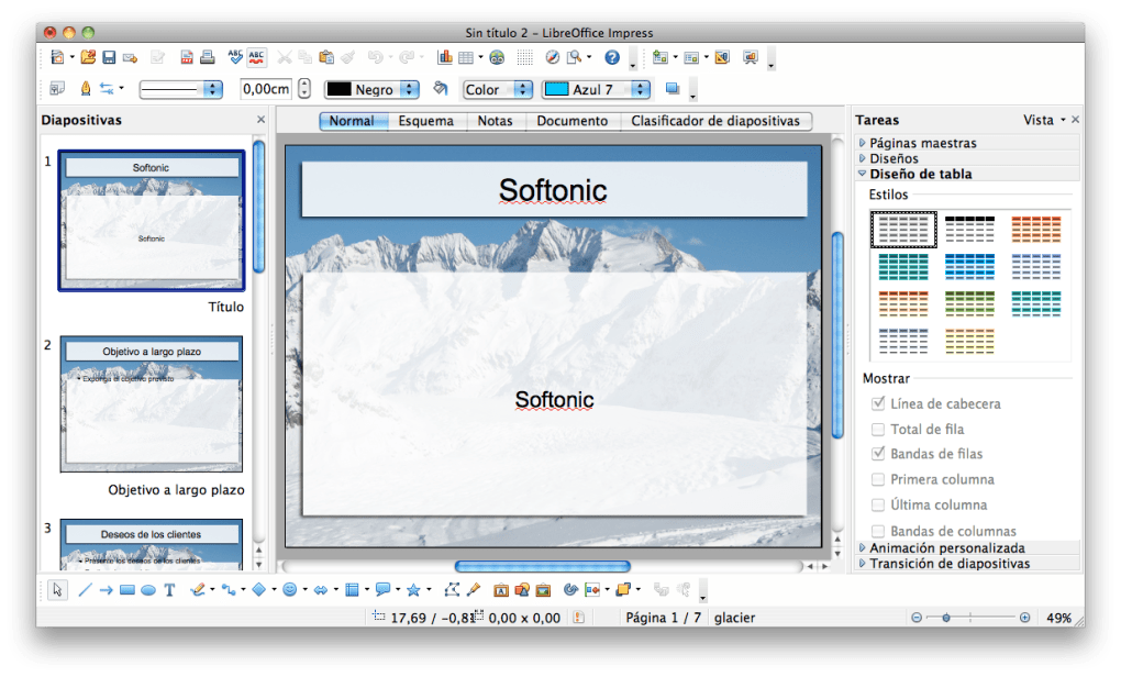 libre office para mac