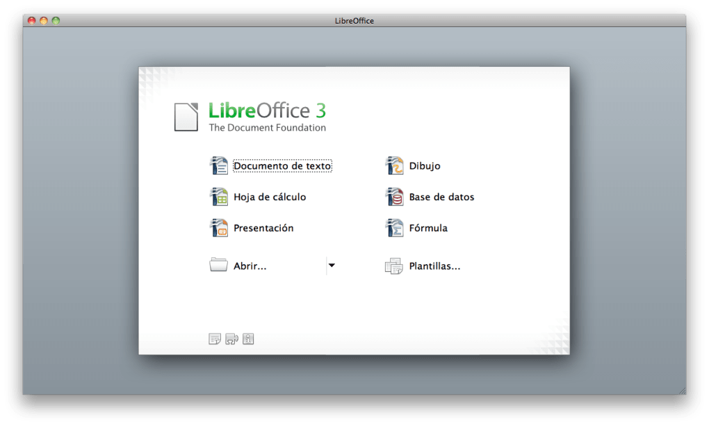 Get it for 9.99 at the Mac App Store * * This funds Collabora's own ongoing improvement of LibreOffice for Mac.