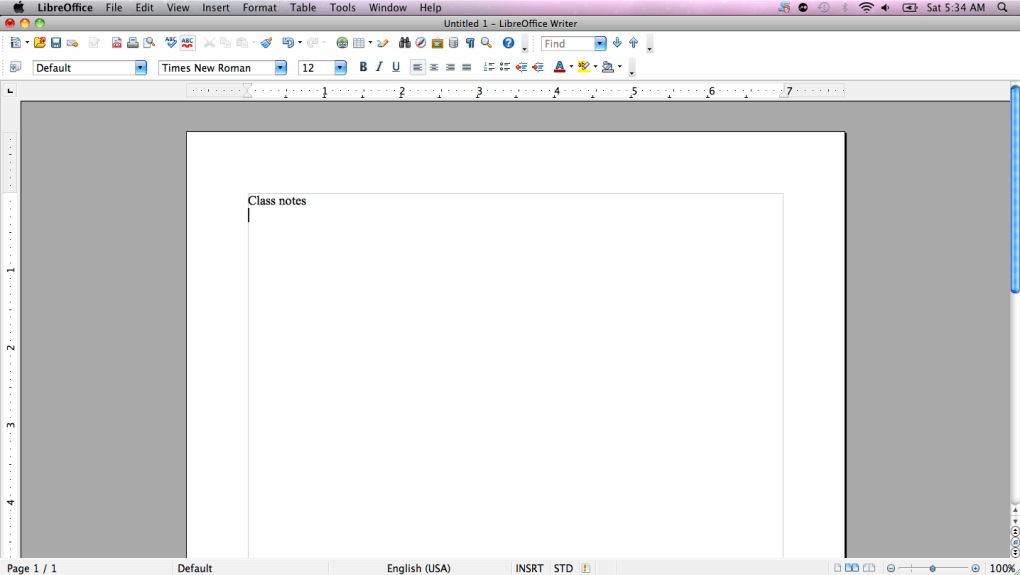 libreoffice mac os 10.4.11