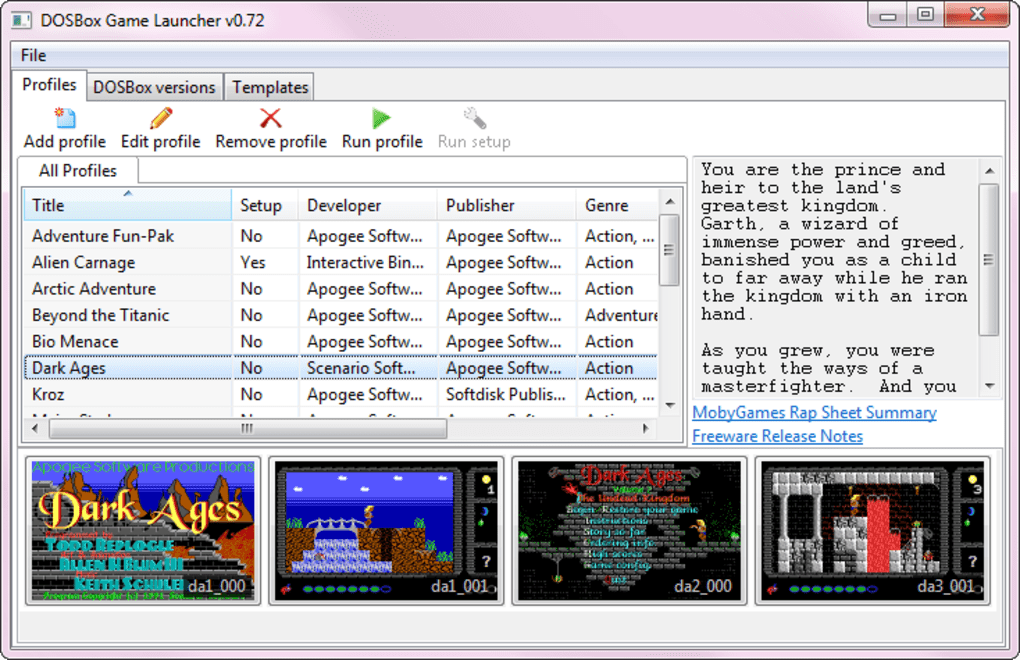 Summary -> dos games archive download free classic games msdos.