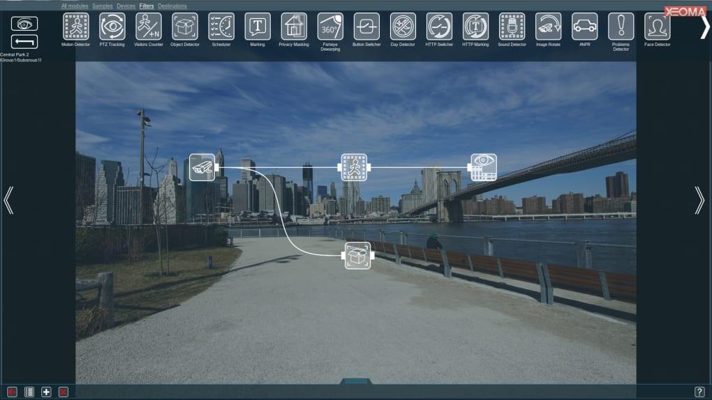 Xeoma Video Surveillance Software - Download
