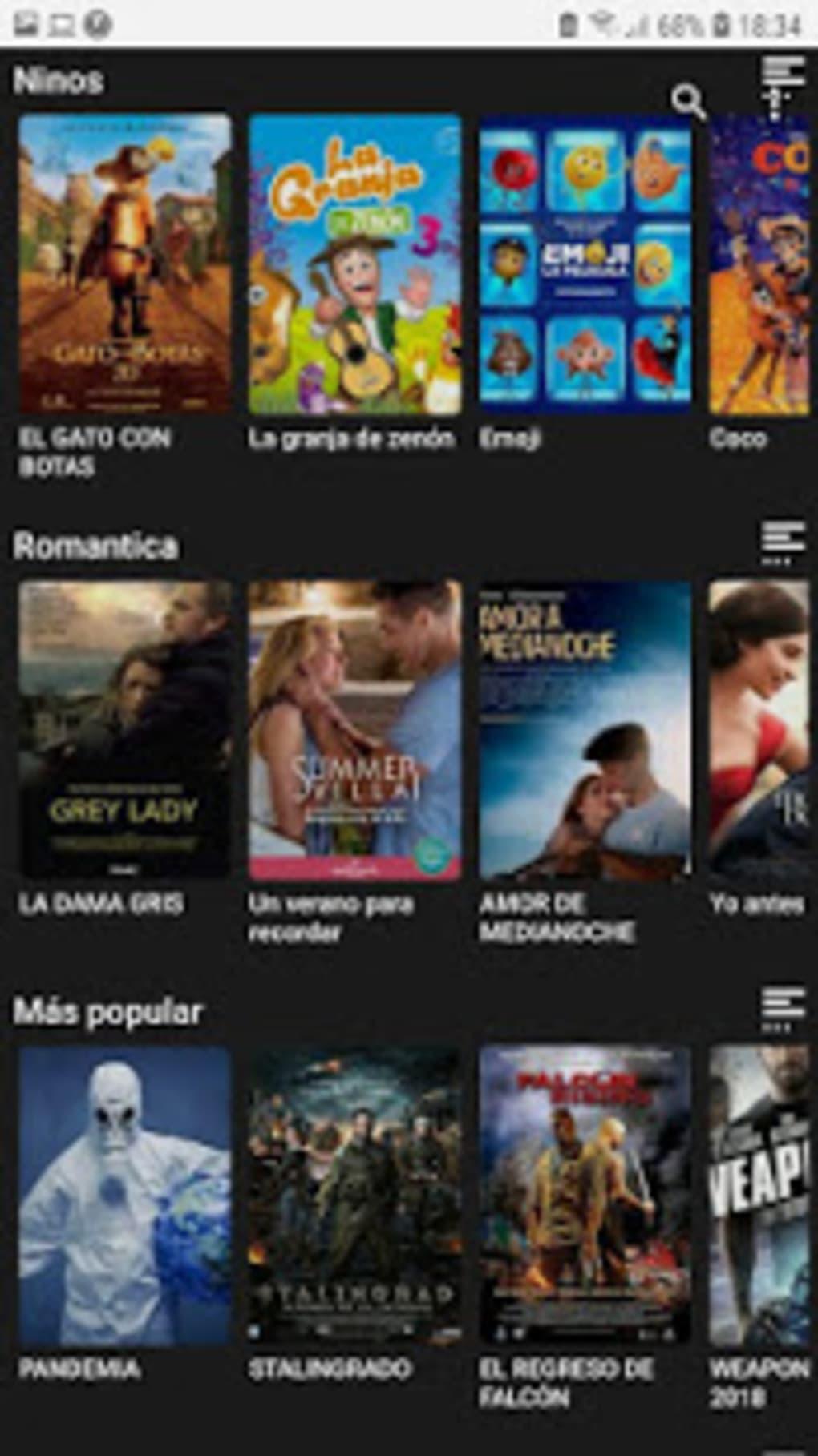 free movies online download app