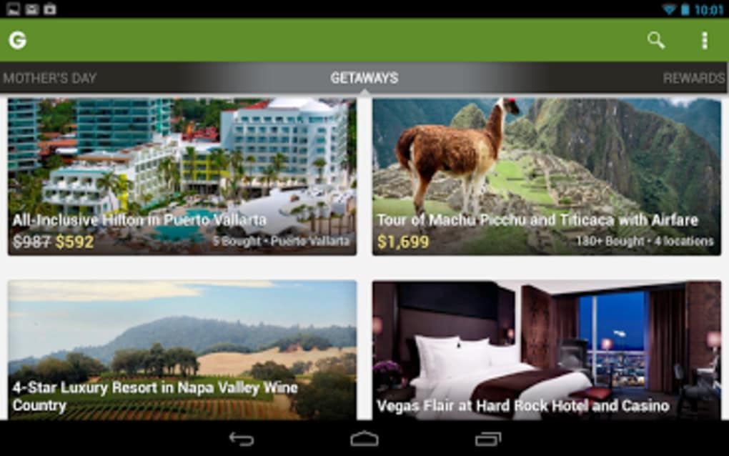 Groupon for Android - Download