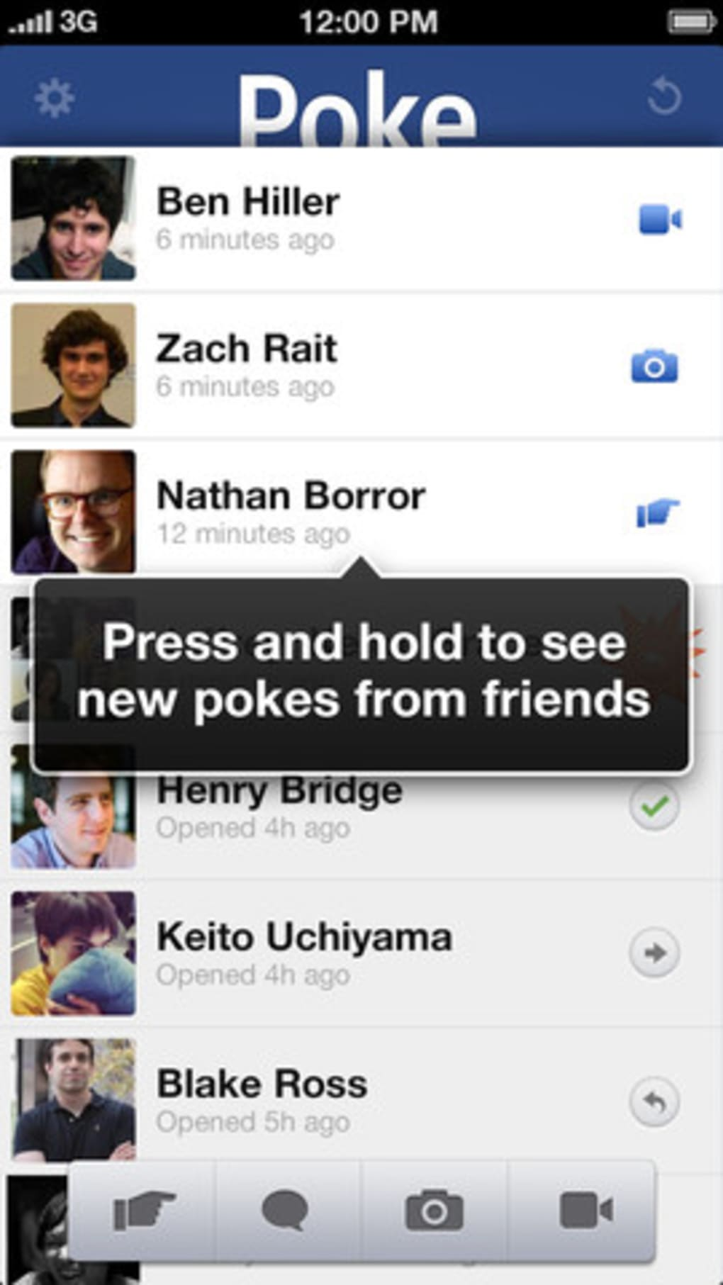 Facebook poke app for iphone play pink games for girls