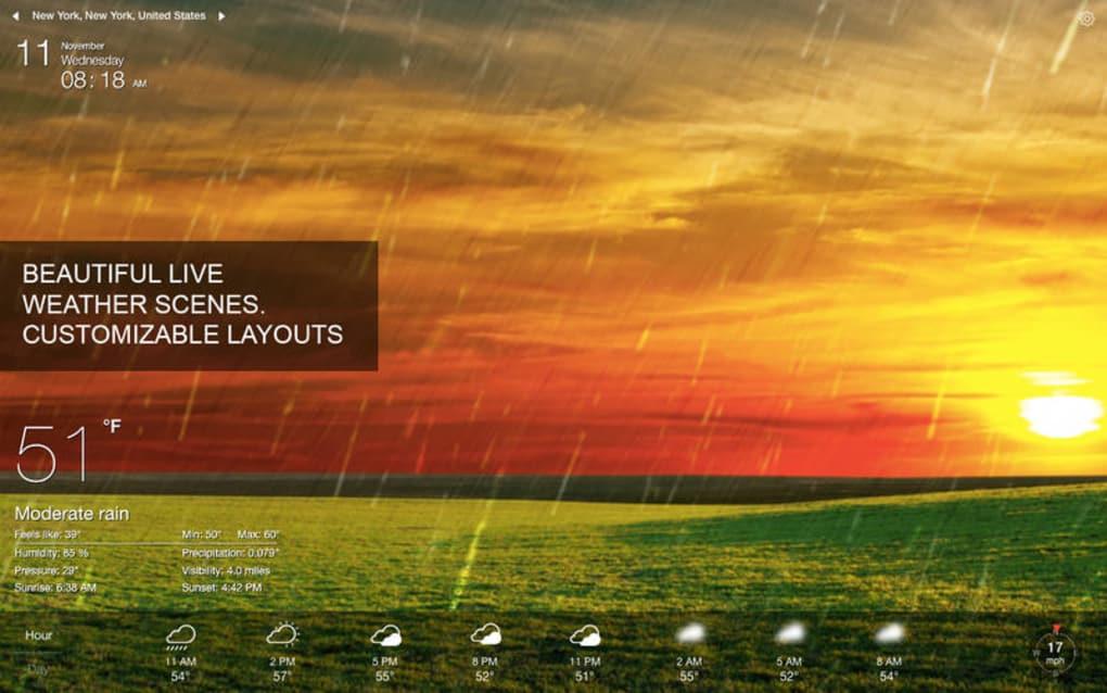 Weatherbug voor mac download.