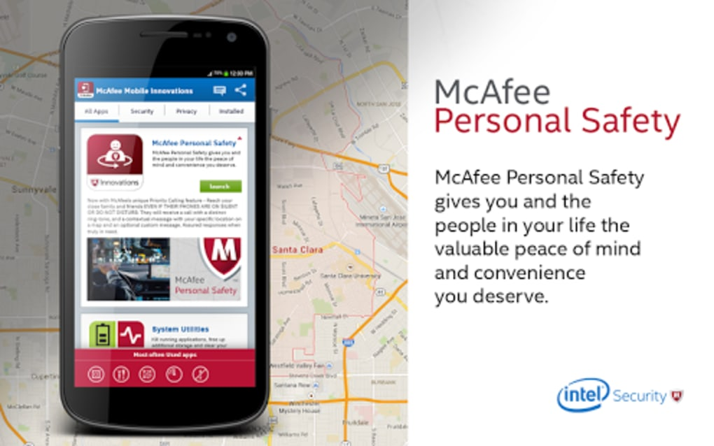 McAfee Security Innovations