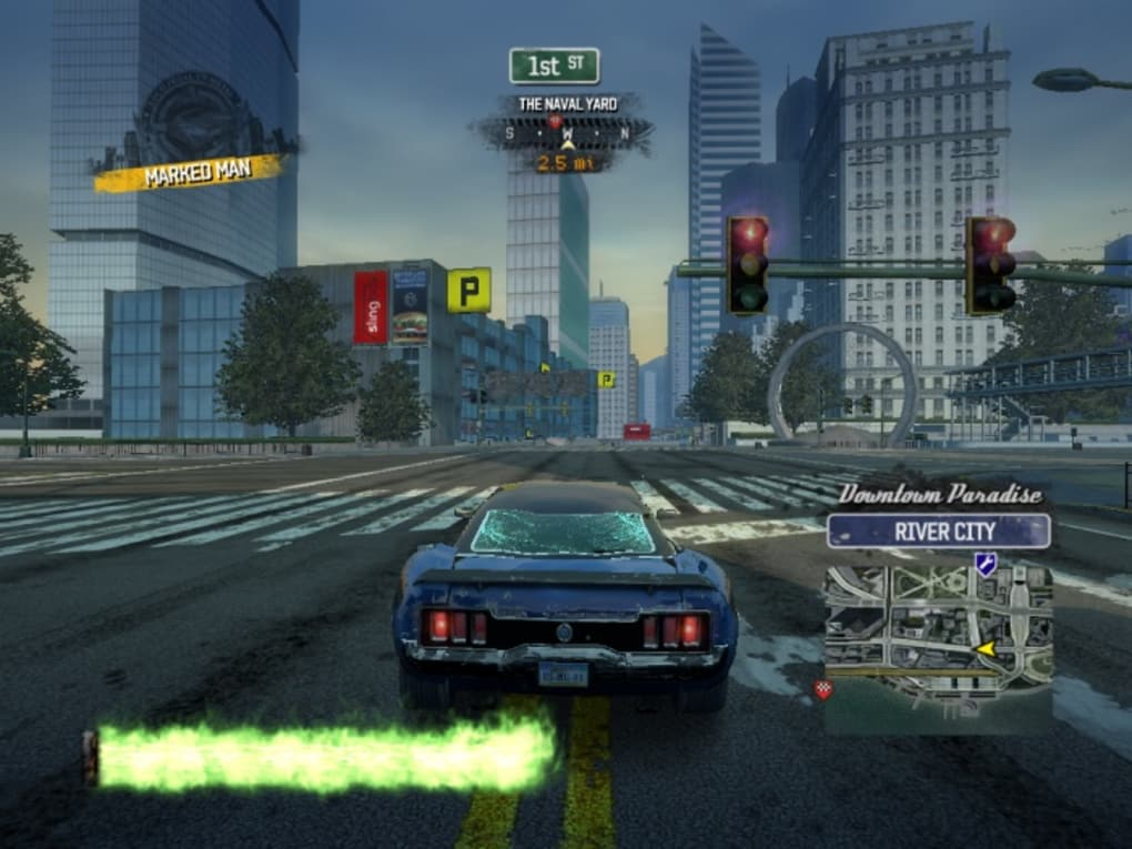 Burnout Paradise - Download