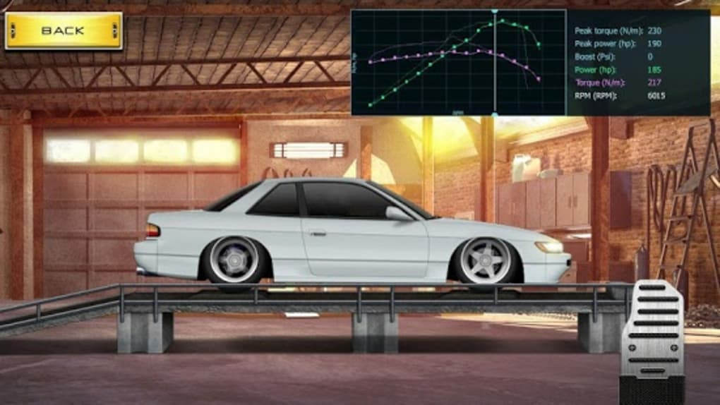 Drag Racing: Streets for Android - Download