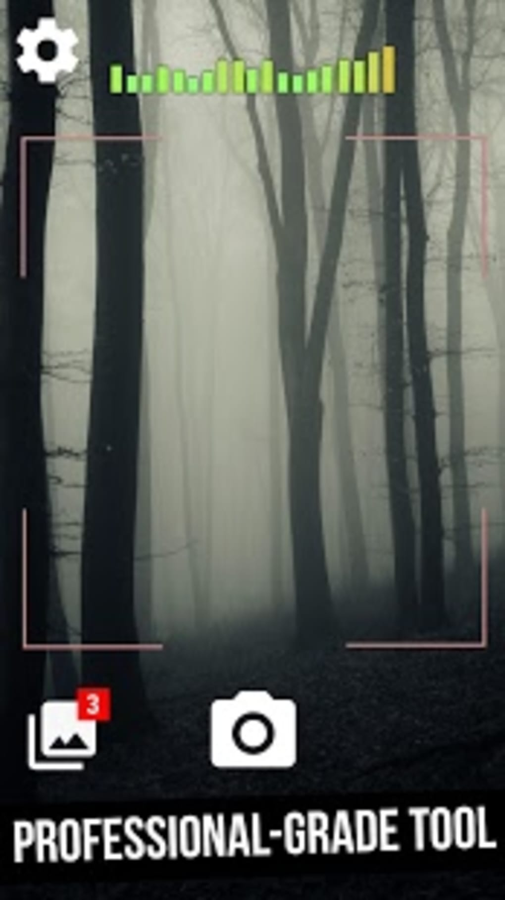 Ghost Camera (Ghost Detector / Spirit Detector) for Android - Download
