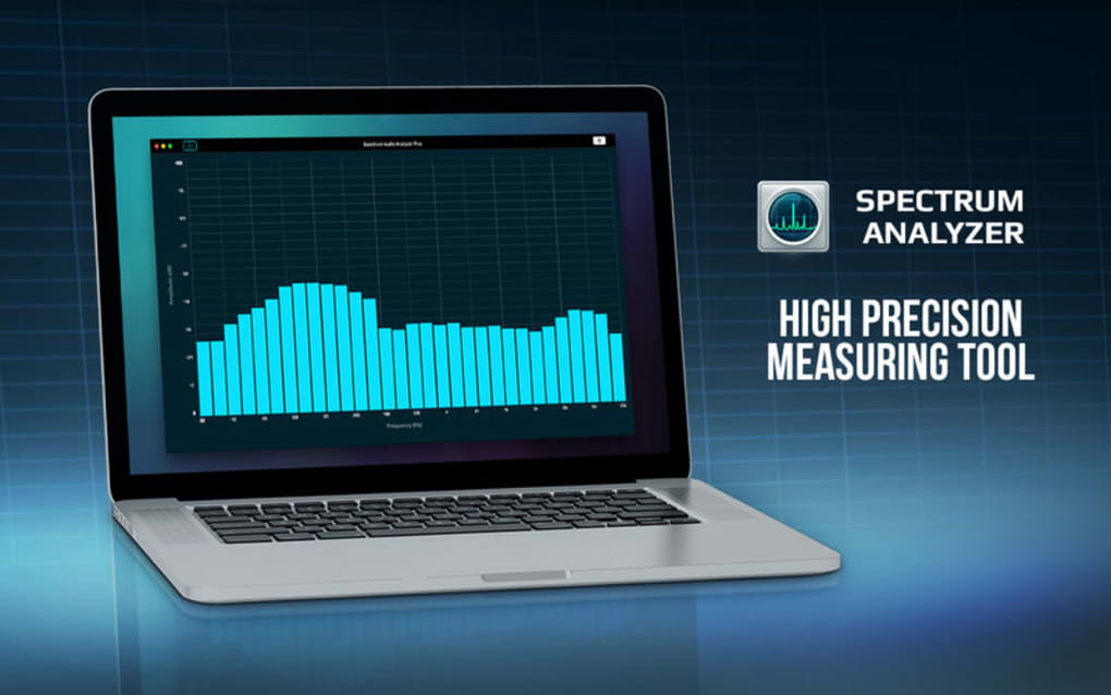 Spectrum Audio Analyzer Pro for Mac - Download