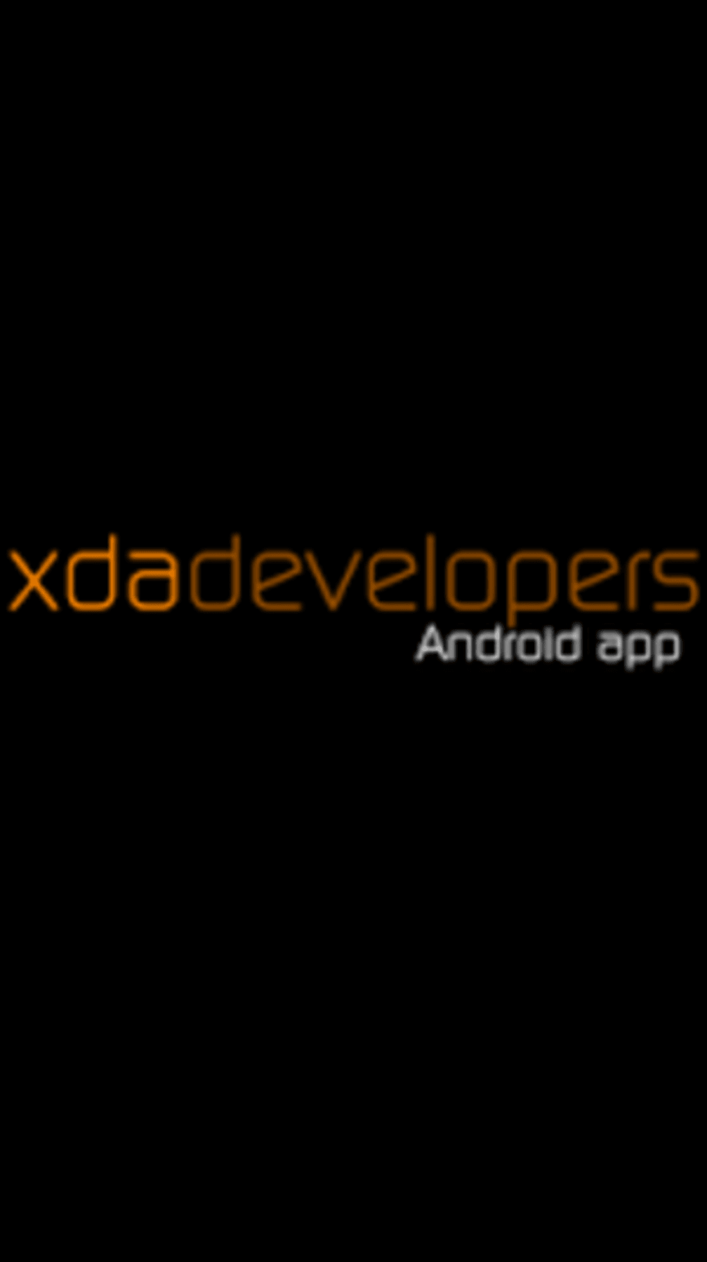 XDA-Developers for Android - Download