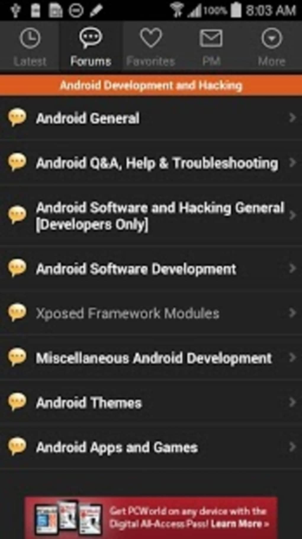 Android Forum For Mobile Phones