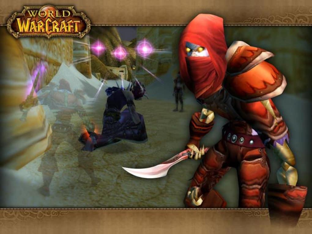World Of Warcraft Rogue Wallpaper Para Mac Descargar